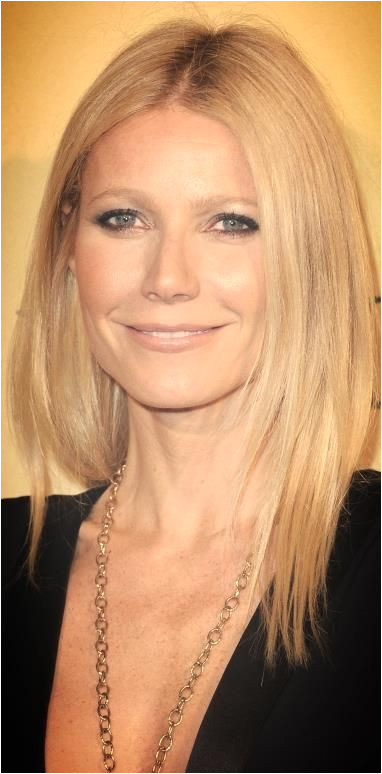 Gwyneth Paltrow Hairstyle For Thin Hair Flaunt It Hairstyles For Thin Hair7