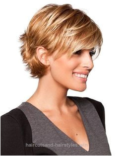 Adorable Layered Pixie The post Layered Pixie… appeared first on Haircuts and Hairstyles