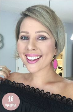 Chemo Regrowth How to Style Your Short Hair