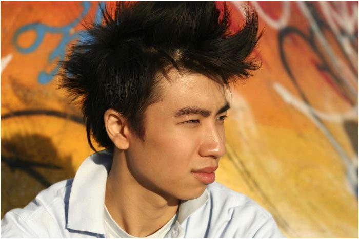 Hairstyles for Unwashed Thin Hair Mens Short Hairstyles for Thin Hair Fresh Greasy Hair Concept as to