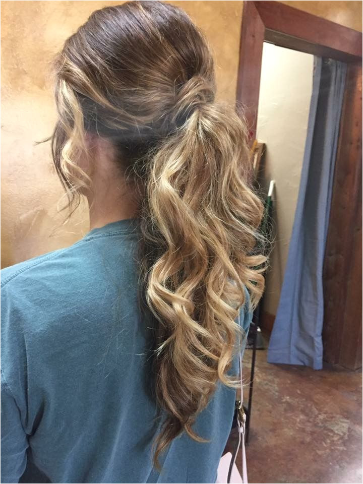 Dressy ponytails Dance Hairstyles Home ing Hairstyles Formal Hairstyles Ponytail Hairstyles For Prom