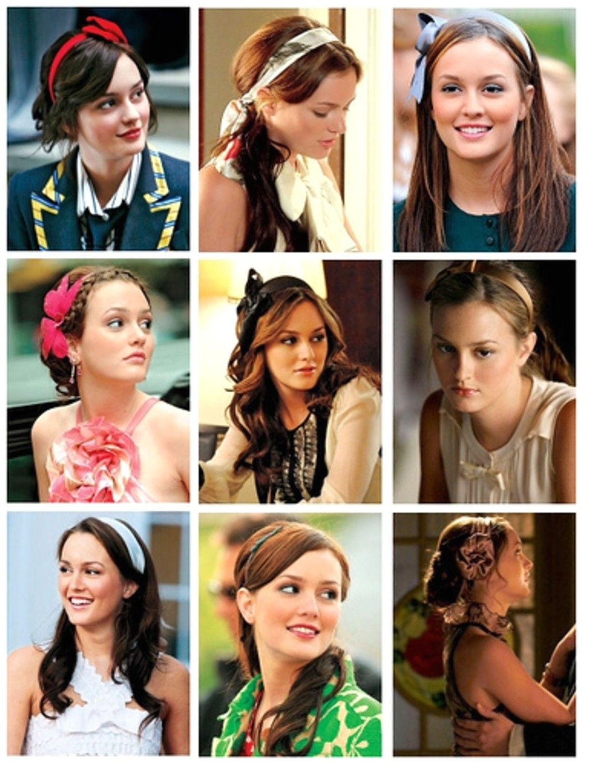 Gossip Girl Blair Waldorf
