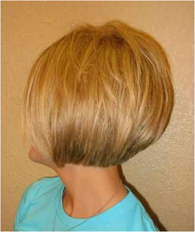 Back View Short Hairstyles Stacked Elegant Od Haircutsstyles Ig Bob Gallery Long Layered Stacked Bobm