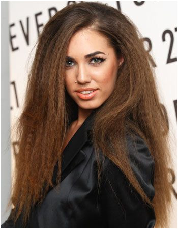 Crimping Hair The hottest trend of today You can check many different crimping hairstyles and read the article in the page