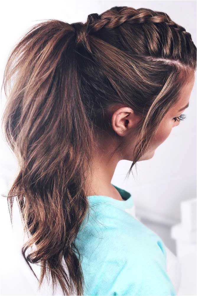 It is high time to think about prom hairstyles as the big dance will soon be upon us Whether you are looking for prom long or medium length hairstyles