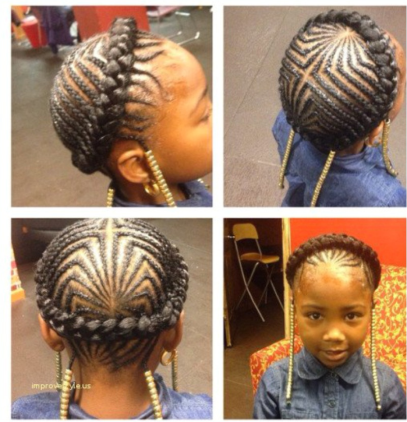 Hairstyles Made Easy Gorgeous Wedding Hairstyles for Little Black Girl