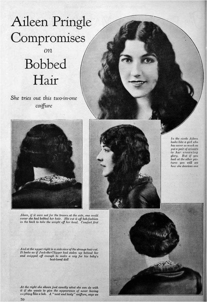 vintage everyday Vintage Women s Hairstyles Fabulous of Women s Hair & Make Up from the 1920s