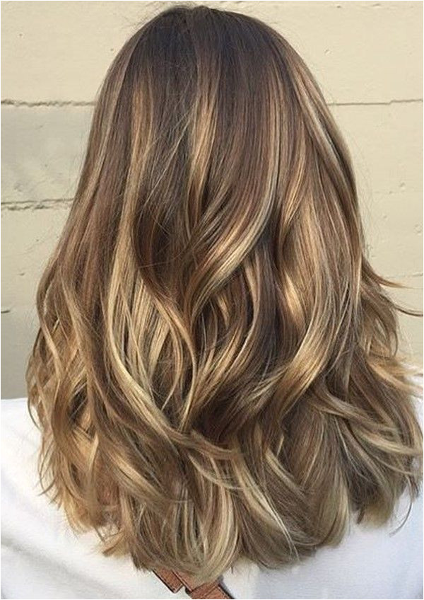 Brown Hair With Caramel Highlights Switch Up Your Look