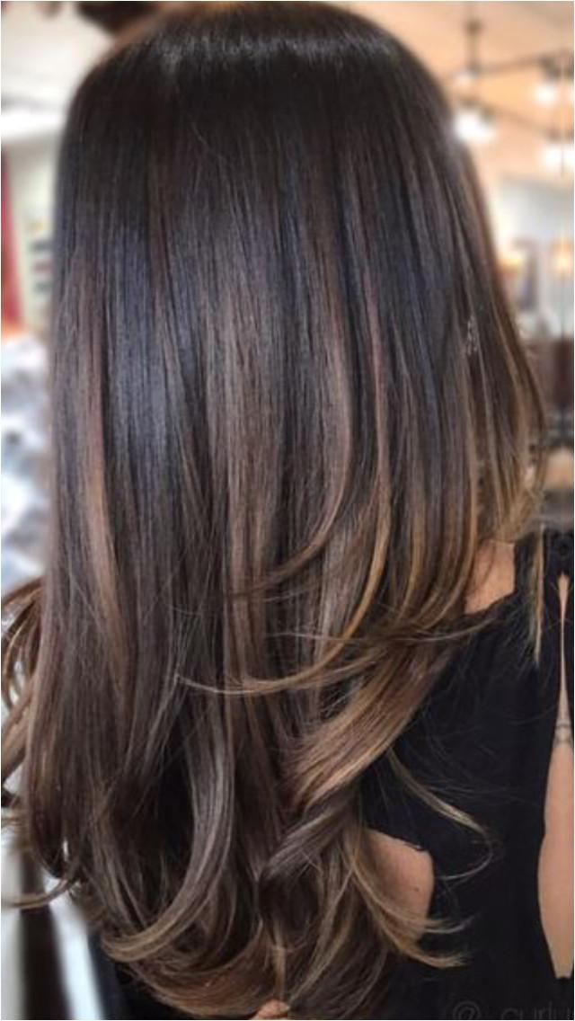 Beautiful Balayage Hair Ombre Hair Subtle Balayage Subtle Highlights Bayalage Mocha