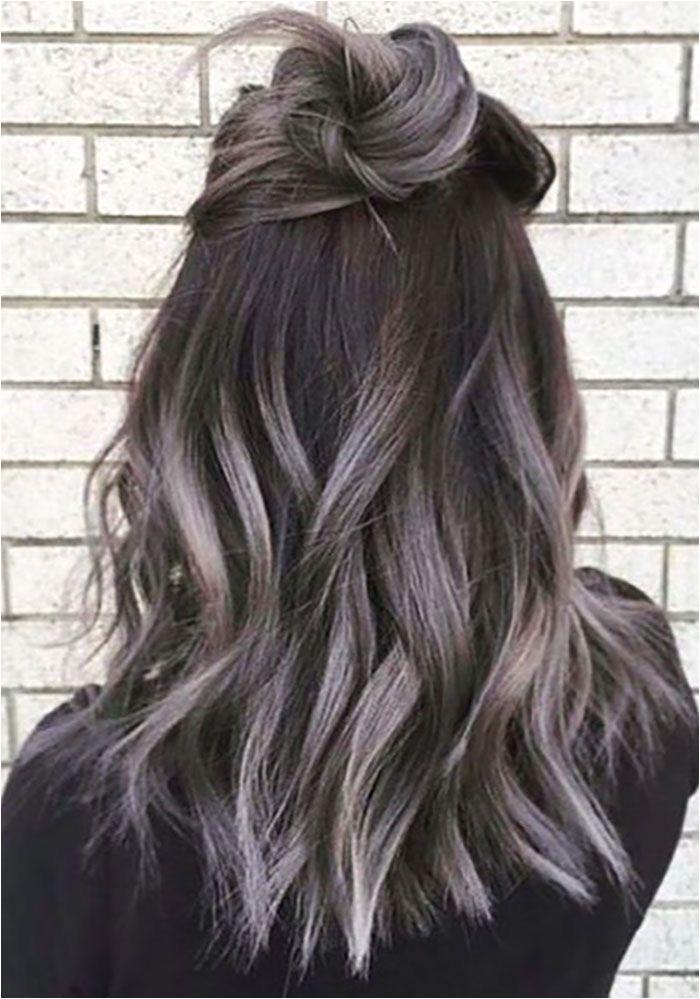 More Balayage Hair Grey