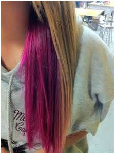 pink strip with brunette hair Yahoo Image Search Results