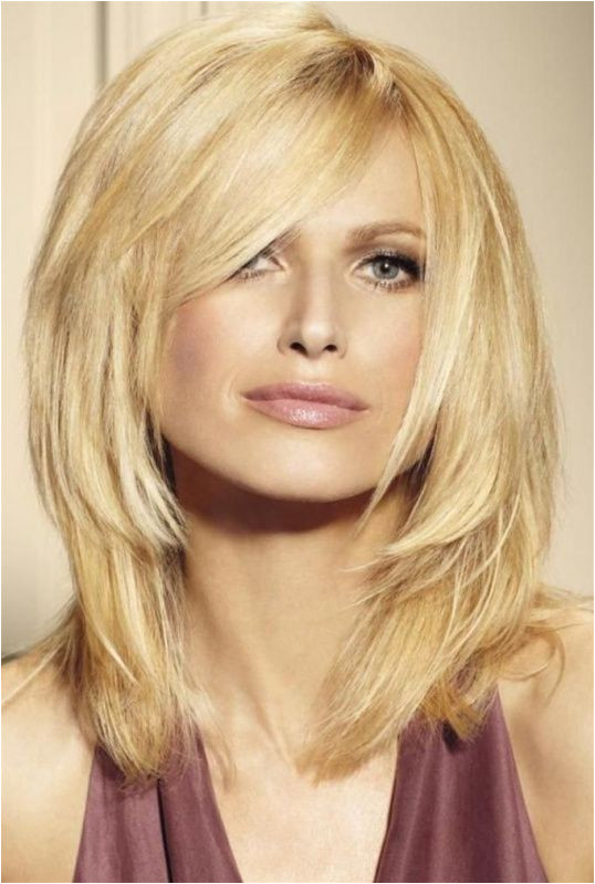 Hairstyles to Slim Down A Fat Face Eight Hairstyles to Slim Down Fat Face – Saloni Special