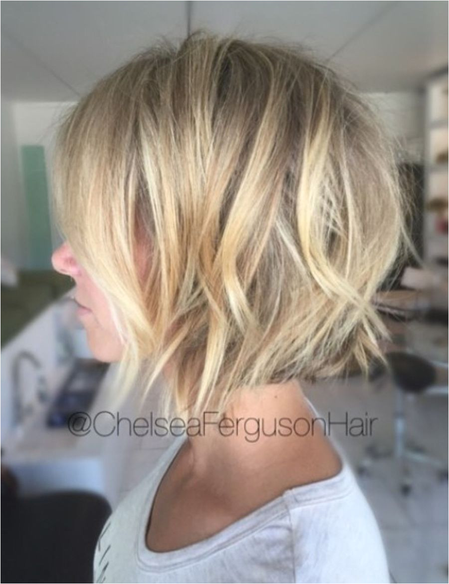 Hairstyles tousled Bob 100 Mind Blowing Short Hairstyles for Fine Hair