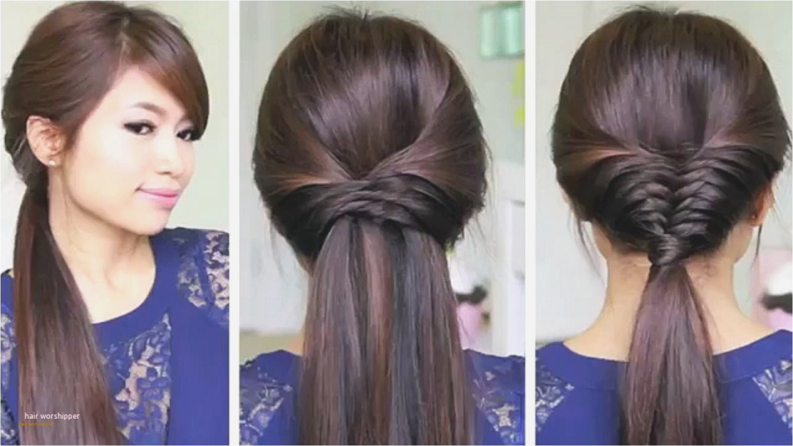 Inspirational Easy Hairstyle Tutorials for Long Hair Dailymotion