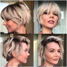 175 Likes 1 ments Short Hair Haircut cabelocurtobr on Instagram