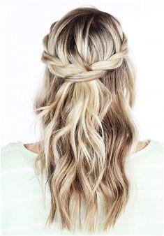 braid Beach Wedding Hairstyles Beach Bridal Hair Beach Waves Hairstyle Wedding Hair Styles