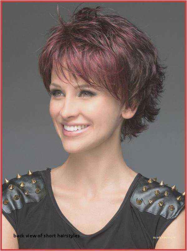 back view of short hairstyles short haircuts women over 60