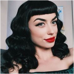 Hairstyles with Betty Bangs 277 Best Betty Bangs Images On Pinterest In 2019