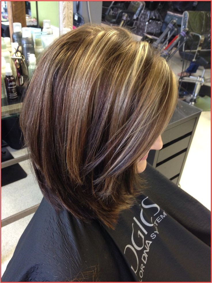 Hairstyles with Highlights and Lowlights Media Cache Ec0 Pinimg 736x 0d 60 8a Hairstyles