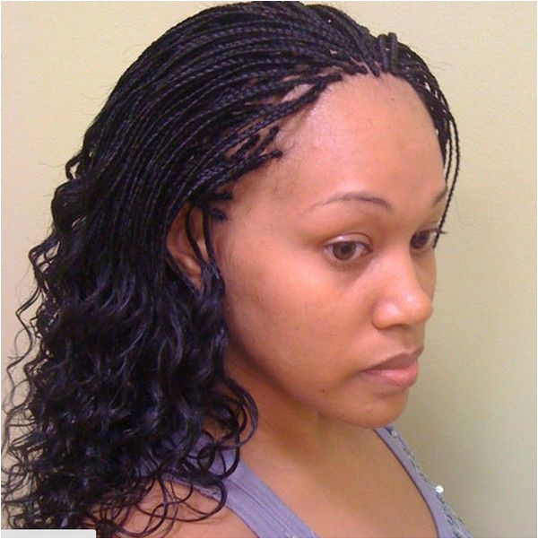 Hairstyles with Braids Tumblr 72 Best Micro Braids Hairstyles with