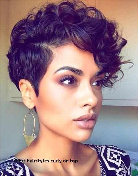 Short Hairstyles for Women with Wavy Hair New Short Hairstyles Curly top Short Haircut for Thick