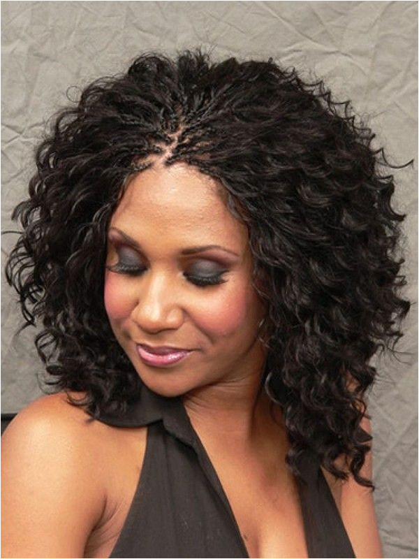 Hairstyles with Drop Curls 72 Best Micro Braids Hairstyles with Braid Styles