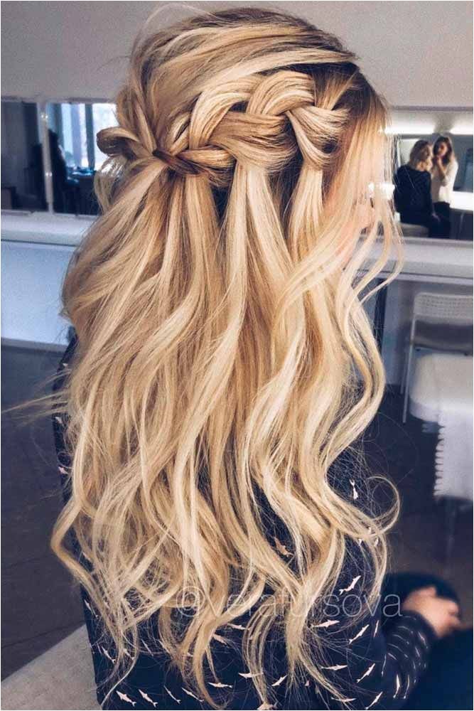 Incredibly Gorgeous Prom Hair Styles That Will Steal the Show This Year ☆ See more