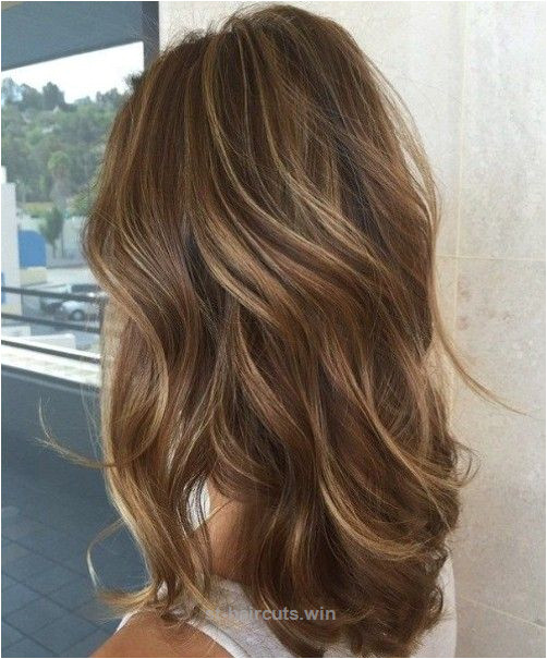 Layered long hairstyles balayage highlights styles for 2017 ST Haircuts