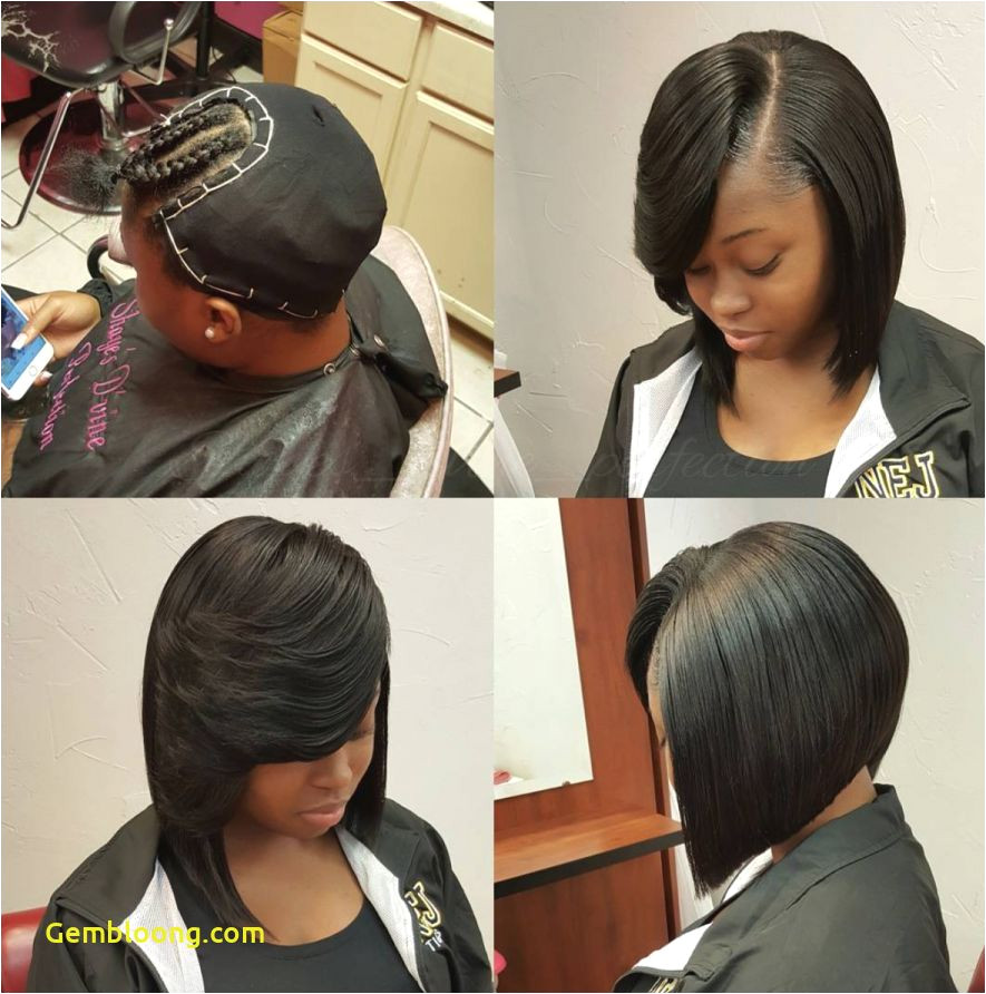 0d New Long Hairstyles Appealing Hair Type Under Black Weave Cap Hairstyles New I Pinimg
