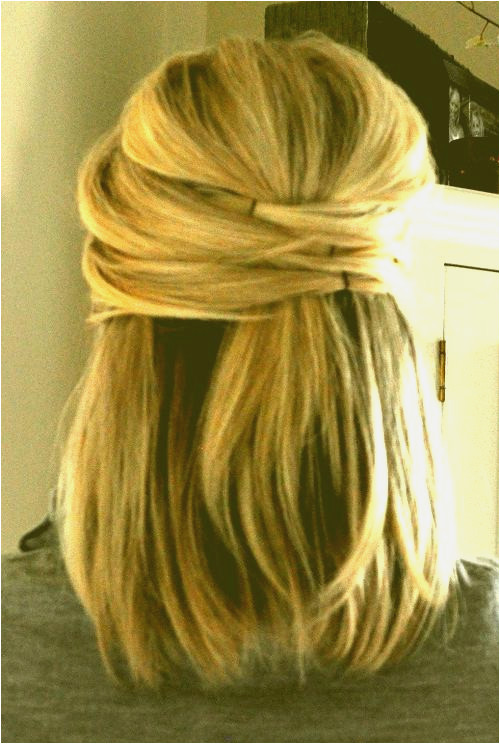 Down Hairstyles for Long Hair Fresh Prom Hairstyles for Short Hair Half Up Half Down Odmalicka