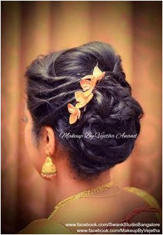 12 Stunning Hair Buns and Judas to Wear With Sarees Hairstyle Monkey Braided Bun Hairstyles