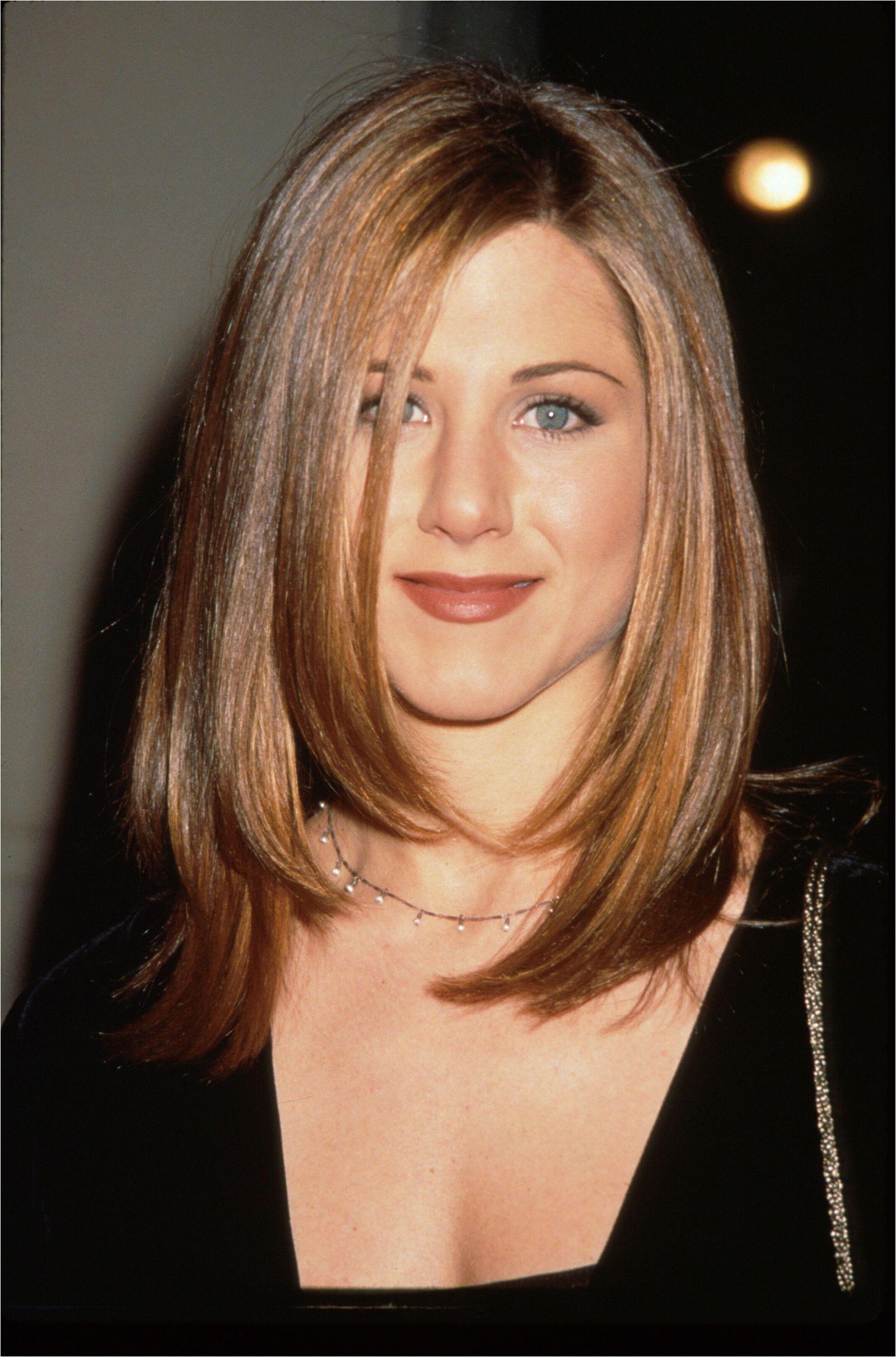 1997 Redbook Famous Hairstyles Cool Hairstyles Rachel Green Hair Rachel