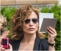 Jennifer Lopez s Shades of Blue In NYC