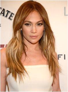 Jennifer Lopez Hairstyle & Makeup At Parker Premiere