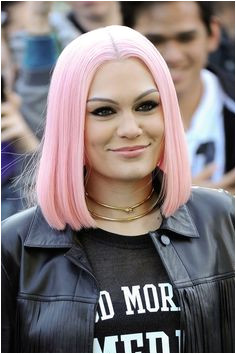 48 Stars Tempting Us to Dye Our Hair Pink Festival HairJessie JHair