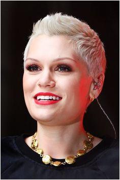 Jessie J Short Blonde 2015 Hairstyles Pixie Hairstyles Short Hairstyles For Women
