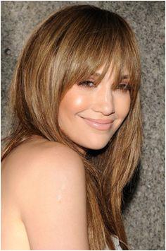 Jennifer Lopez Stylish Hairstyles Long Hairstyles Layered Hairstyles Fringe Hairstyles Long Haircuts