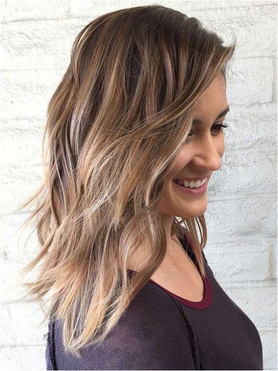 Top 20 Hottest Medium Length Hairstyles 2018
