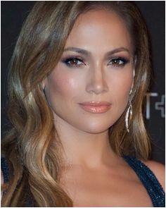 J Lo makeup