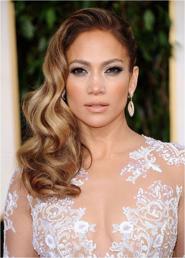 La coiffure top de Jennifer Lopez