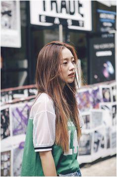 Korean Hairstyles and Fashion