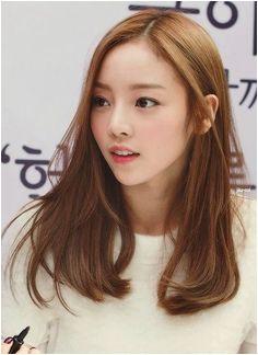 korean hairstyle Korean Hair Medium Long Asian Hair Korean Medium Hairstyles Asian Hair