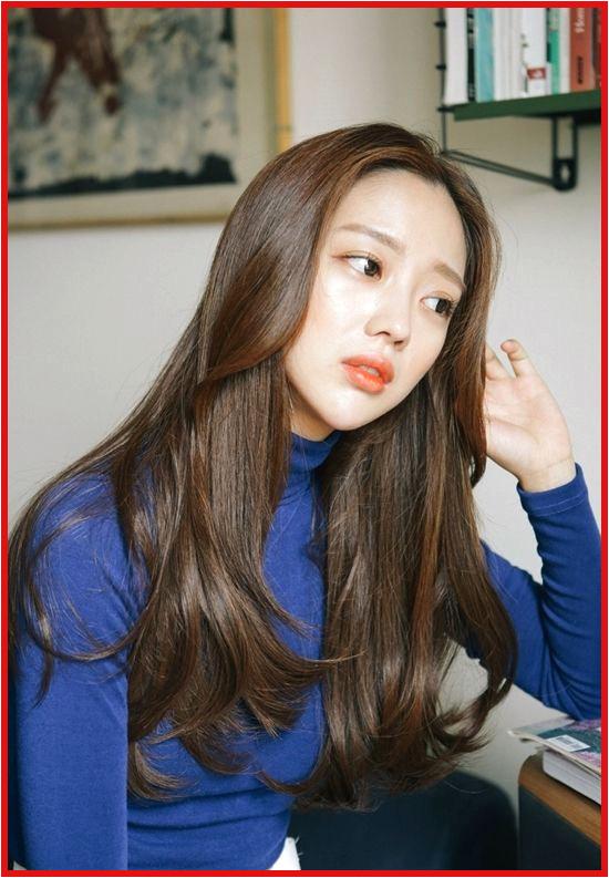 Korean Haircut Style for Long Hair with Korean Hairstyles and Fashion Ficial Korean Fashion