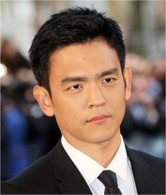 10 Hot Hair Looks for Asian Men John Cho s Classic Short Hairstyle