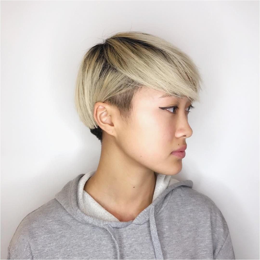 Asian Tomboy Hair Unique Hairstyles For Asian Hair Idea Drake Haircuts Best Tomboy Haircut 0d