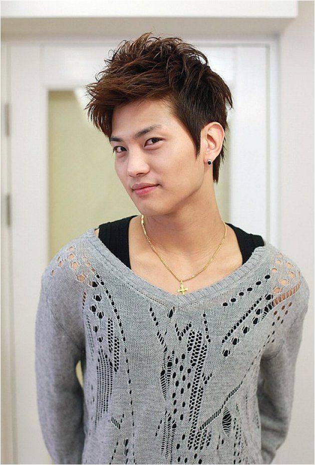 Several Korean Hairstyles for Men Korean Hairstyles For Men With Highlight Hipsterwall hipsterwall Uncategorized Inspiration