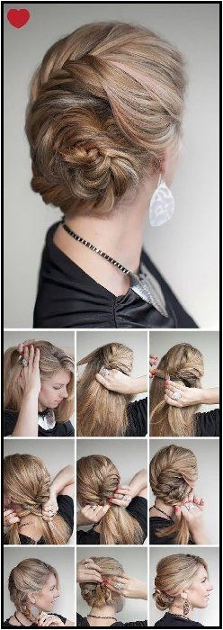 15 cute hairstyles step by step hairstyles for long hair frisuren l
