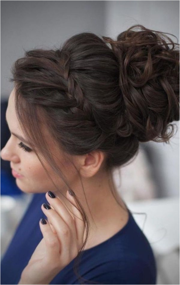 Bridesmaid Updo Hairstyles Hairstyles For Home ing Updo Curly Hair Updo Wedding Bridesmaid Hair