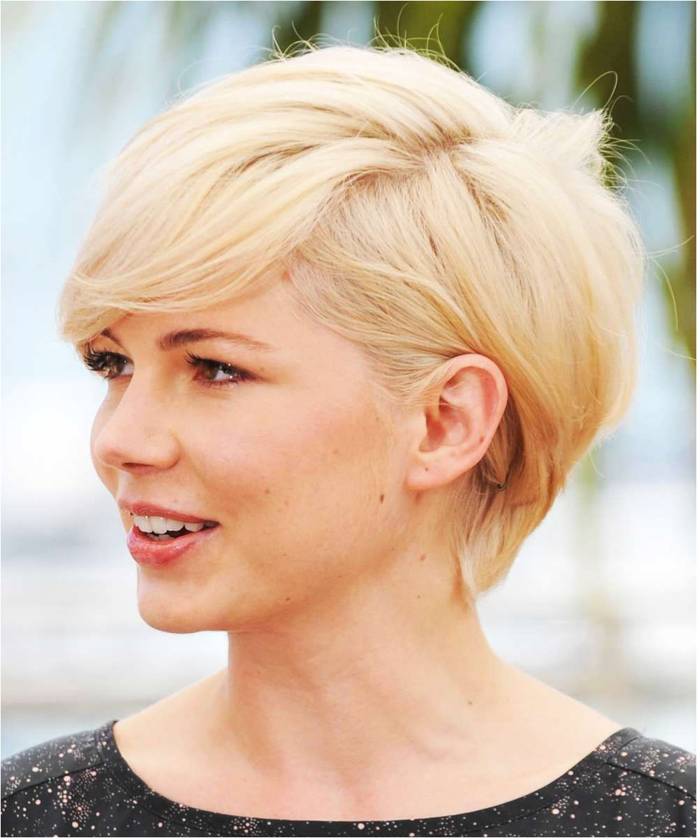 Short Haircut 2016 for Round Face