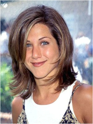 """The Rachel"" — the haircut Jennifer Aniston sported as her character Rachel on Friends — pretty much defined the with it s choppy layered look"